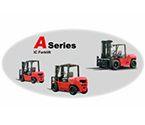 1.0-3.8t A Series IC forklift