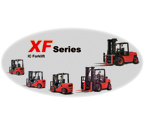 1.0-10.0t XF series IC forklift