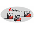 2.5-3.5t AH series electric forklift